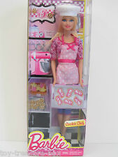 I can be... Barbie COOKIE CHEF - Ages 3 & up
