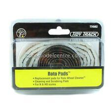 TT4562 Woodland Scenics Tidy Track Roto Pads (N & HO/OO Scale) TMC