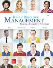 PDF E-Book Human Resource Management 10th Edition 978-1-259-57812-0 ebook