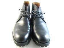 """Allen Edmonds """"TATE"""" Chukka Boots  10 D  Black   (114)"""