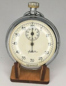Stopwatch Agate USSR Vintage
