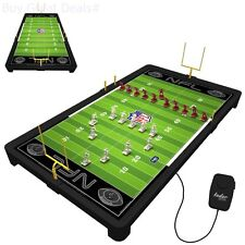 NFL Electric Football Pass Tudor Games Electric Kid Football Game New