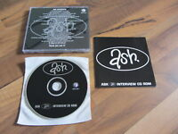 ASH Ask Ash Interview EUROPEAN promo interview CD