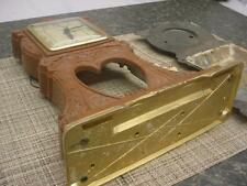 Self Starting United Clock Porch Swinging Friends Bakelite Case PartsRepair F211