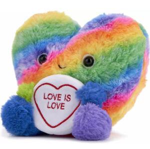 Love Hearts Rainbow Heart Love is Love