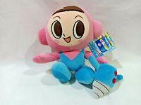 "RARE Namco Mr Driller Susumu Hori BIG Plush Doll Toy Japan 10"" MWT"