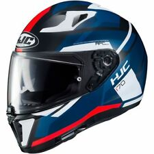 Casco HJC I 70 Elim mc1sf azul-blanco-rojo talla XL
