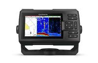 Garmin STRIKER™ Plus 5cv Fischfinder inklusive Geber Echolot GPS Tiefenmesser