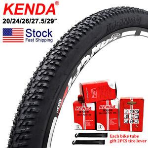 KENDA 20/26/27.5/29 inch Bike Tire Inner Tube Clincher Durable MTB Bicycle Tyre