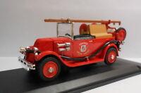 Eligor 1/43 Scale Diecast Model 1049 RENAULT KZ 1928 POMPIERS PREMIERS SECOURS