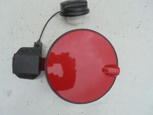 VAUXHALL CORSA D 2014 5 DOOR  FUEL/PETROL CAP FLAP RED