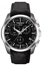 T0354391605100 Tissot T-Trend Couturier Chrono GMT Black Dial Mens Watch
