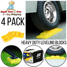Rv Accessories Leveling Blocks Trailer Camper Parts And Accessories Camco 4 Pack