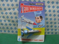 Vintage Matchbox Tracy Island  -  THUNDERBIRD 1  Pilot SCOTT TRACY