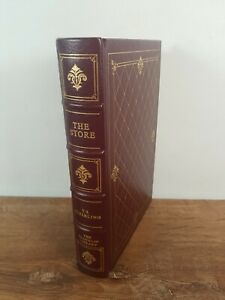 The Store by T.S. Stribling Franklin Library Leather*Pulitzer Prize*1977