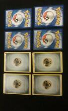 10x Pokemon Sun & Moon Unnumbered Basic Metal Energy Cards (New 2019 Style)