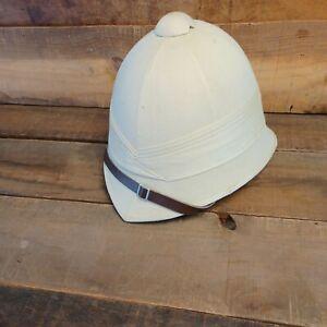 Tropical Pith Helmet - Repro Explorer Rorke's Drift Colonial Hat