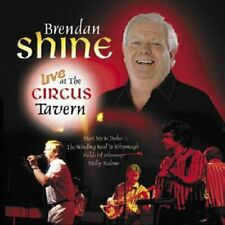 Brendan Shine Live!: In Concert at the Circus Tavern CD NEW SEALED