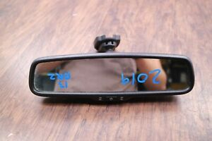 13-19 Subaru BRZ FRS 86 OEM Rear View Mirror with Auto Dimming