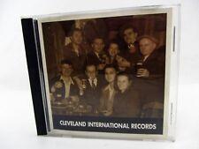 CD - Promo CLEVELAND INTERNATIOANAL RECORDS 1995 Ian Hunter Woody Guthrie Essex