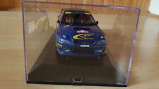 Sammlungsauflösung: Subaru Impreza WRC #5 Rally Monte Carlo 1997 1/18 AUTOART