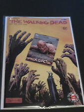2017 THE WALKING DEAD #163 CONQUERED & FREE WALKERS  W1 TOPPS ZOMBIE INSERT CARD