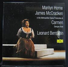 Bizet / Horne / Bernstein - Carmen 3 LP Mint- 2709 043 Germany 2014 Vinyl Record