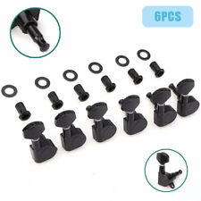 6Pcs Sealed Acoustic Guitar String Tuning Pegs Tuners Machine Head Parts 6R