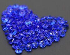 ca.1500 Dekosteine Diamanten Streudeko Deko Konfetti 4,5mm Hochzeit Tischdeko