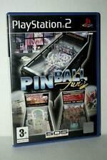 PINBALL FUN GIOCO USATO OTTIMO STATO PS2 VERSIONE ITALIANA RS2 45386