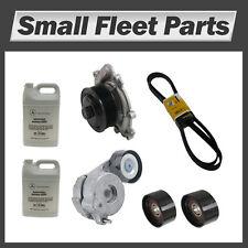 Sprinter Serpentine Belt Pulleys Tensioner Drive Kit Incl: Water Pump Antifreeze