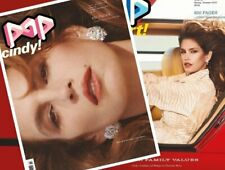 POP Magazine #38 Spring Summer 2018 Cindy Crawford + Kaia Posters +650 pages