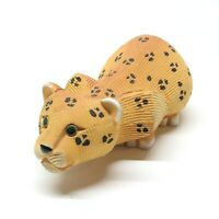 Artesania Rinconada Leopard Cheetah Classic Design Collection Vintage