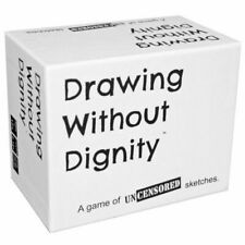 Drawing Without Dignity Base Adult Party Game