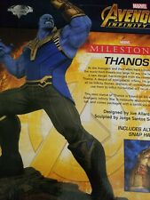 DIAMOND SELECT TOYS Marvel Movie Milestones: Avengers Infinity War: Thanos Re...