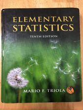 Elementary Statistics - Tenth Edition by Mario F. Triola