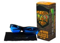 Yield Lab HPS/MH Grow Room Glasses- Protects Your Eyes from UVA/UVB/IR Rays in Y