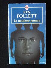 Ken Follet Le troisième jumeau