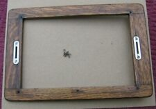 Edison Standard Model E Phonograph Bed Plate Frame with Hardware~Stock Part yy