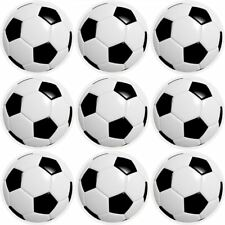 144 Football 30mm Childrens Reward Stickers for Teachers Parents and Party Bags
