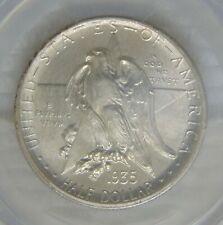 1935 Texas Commemorative Silver Half Dollar ~ PCGS MS66, NICE!!!