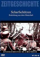 Spezialeinheiten im Zweiten Weltkrieg: Scharfschützen | DVD | Zustand gut