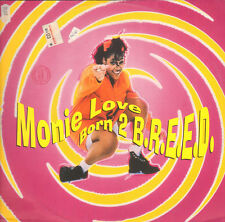 MONIE LOVE - Born 2 B.R.E.E.D. - Cooltempo