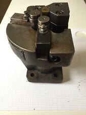 L And T I Brock - Capstan Lathe Tangiflow Roller Box CNC
