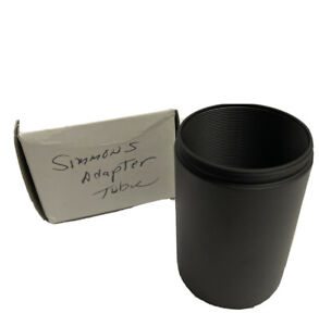 Simmons Scope Photo adapter Tube For Camera
