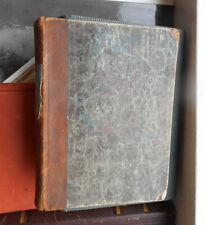 Walter Scott: Robin el histórico Rothe Roman Mannheim: Hoff 1840 ohld.