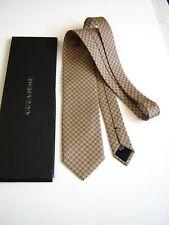 Krizia Man New New 100% Silk Made in Italy Original Gift Idea