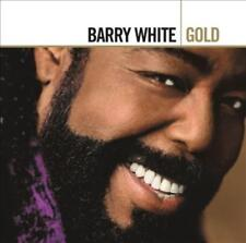 BARRY WHITE - GOLD USED - VERY GOOD CD
