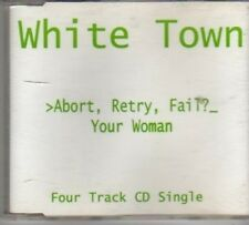 (BJ381) Abort, Retry, Fail?, Your Woman - 1997 CD