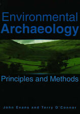 Very Good, Environmental Archaeology: Principles and Methods, Evans, John Gwynne